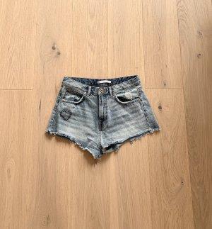 Zara Jeans Shorts