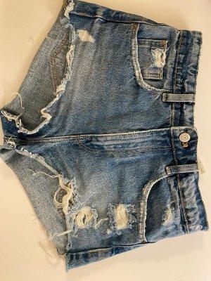 Zara Jeans Shorts Gr 34 Denim