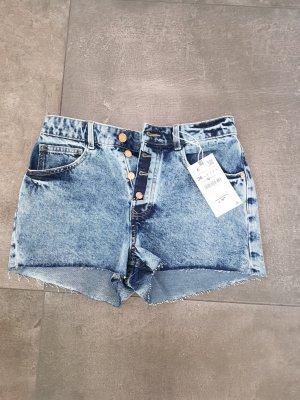 Zara Jeans Shorts Größe 36 Neu