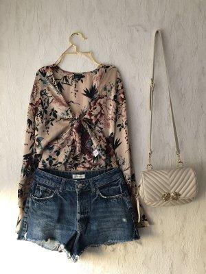 Zara Jeans Shorts S