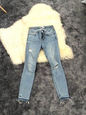 Zara Jeans, skinny, Gr. 38, wie neu