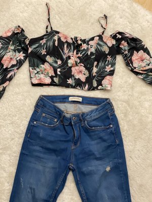 Zara jeans & Top