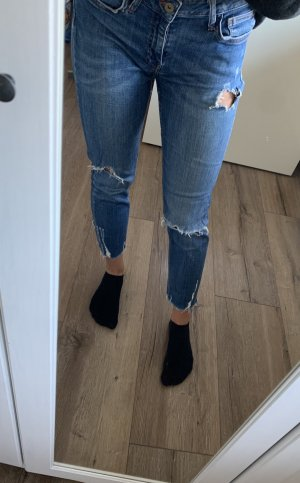 ZARA Jeans used-look