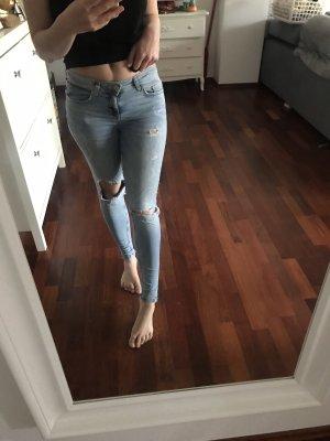 Zara Jeans Used Look Gr.36