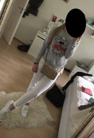 Zara Jeans weiß