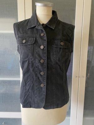 ZARA Jeans Weste Gr. 38 top Zustand