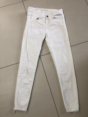 Zara Jeans Z1975 weiß   34