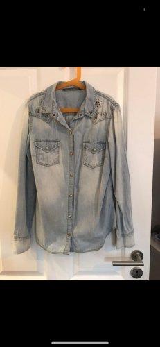 Zara jeanshemd S