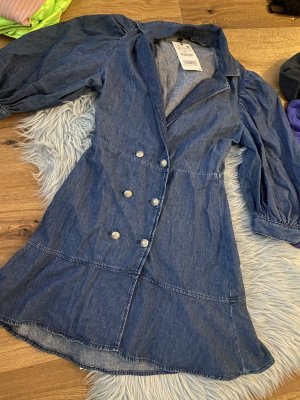 Zara Abito denim multicolore