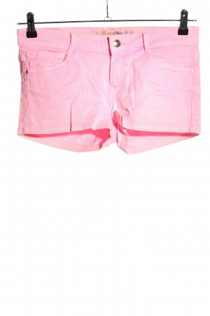 Zara Jeansshorts pink Casual-Look