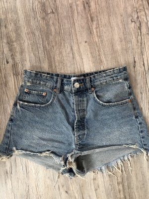 Zara Jeansshorts Hotpants