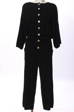Zara Jumpsuit black casual look