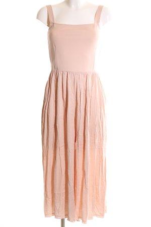 Zara Jumpsuit creme Casual-Look
