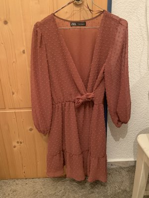 Zara Robe portefeuille multicolore