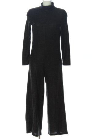 Zara Jumpsuit schwarz Casual-Look