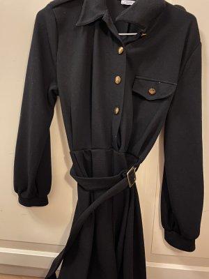 Trafaluc by Zara Ensemble en jersey noir-doré