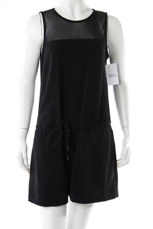 Zara Jumpsuit schwarz
