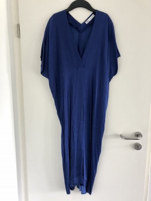 Zara Caftán azul