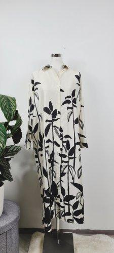 Zara / Kaftan Kleid/ Größe M/creme-weiß