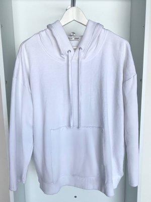 Zara - Kapuzenpullover in Weiß