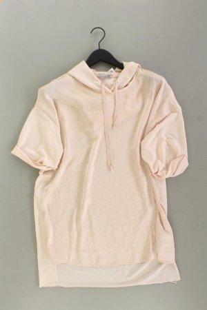 Zara Top à capuche vieux rose-rosé-rose clair-rose polyester