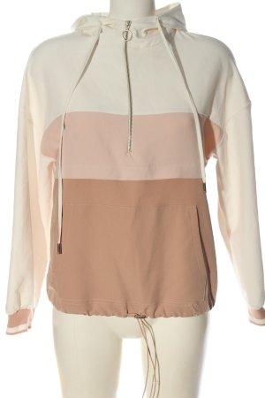 Zara Hooded Sweatshirt multicolored casual look