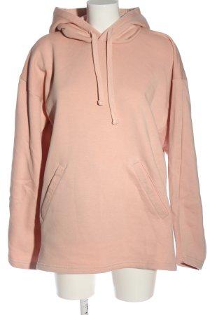 Zara Kapuzensweatshirt pink Casual-Look