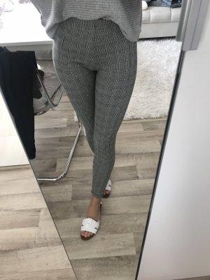 Zara Karierte Leggings S
