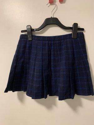 Zara Miniskirt cornflower blue