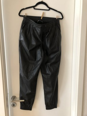 Zara Peg Top Trousers black