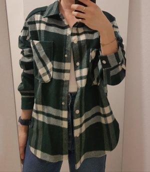 Zara Karrierte Jacke