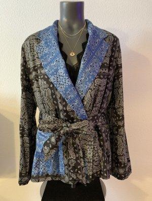 Zara Chemisier kimono multicolore