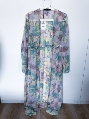 Zara Kimono mit Blümchen  S NEU