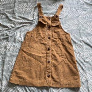 Zara Spódnica na ramiączkach brąz