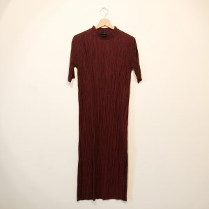 Zara Sweatjurk bordeaux