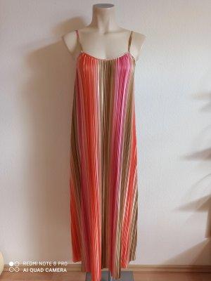 Zara Robe longue rose