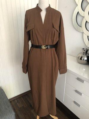 Zara Midi Dress brown
