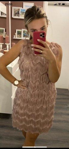 Zara Robe de soirée vieux rose-rosé