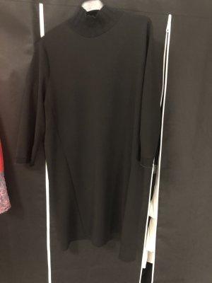 B/W Zara Collection Sukienka koszulowa czarny