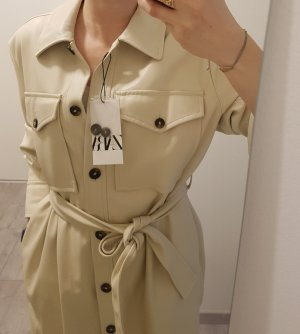 Zara Kleid aus Kunstleder Neu NP:59,95€