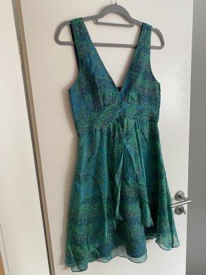 Zara Kleid aus Seide