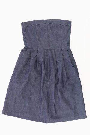 Zara Kleid blau Größe L