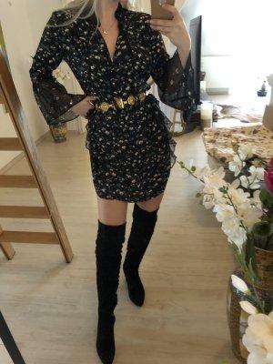 Zara Kleid Blüten M