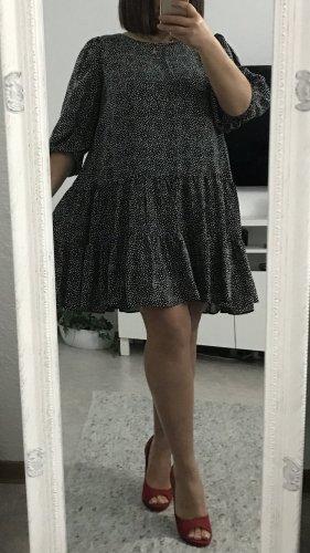 Zara Kleid Blusenkleid mit Punkten L ♥️