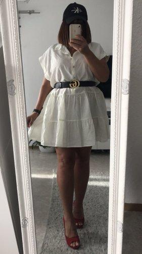Zara Abito blusa bianco sporco