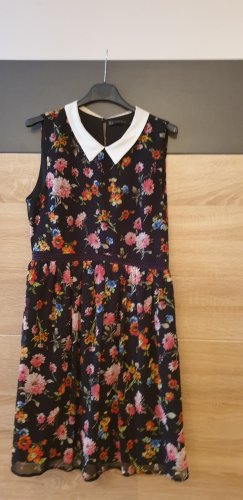 Trafaluc by Zara Babydoll Dress multicolored