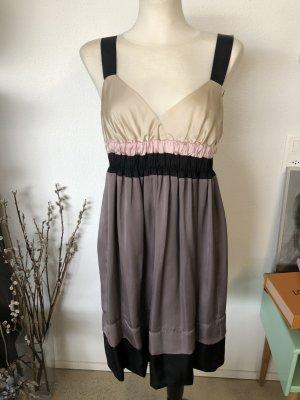 Zara Woman Suknia balowa Wielokolorowy