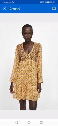 Zara Kleid chiffon *Sommerkollektion '19* NEU !!!