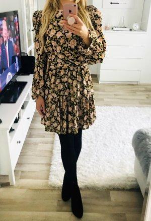 Zara Kleid Floral