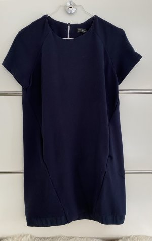 Zara Kleid Gr M dunkelblau